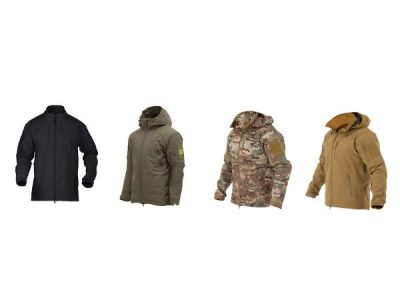 Jackets For Those Cold Nights Out Field, Kicking Doors In Or Just Hanging With Mates