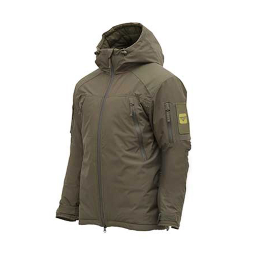 The Carintha Mig 3.0 Jacket is perfect for military expeditions and camping trips alike.