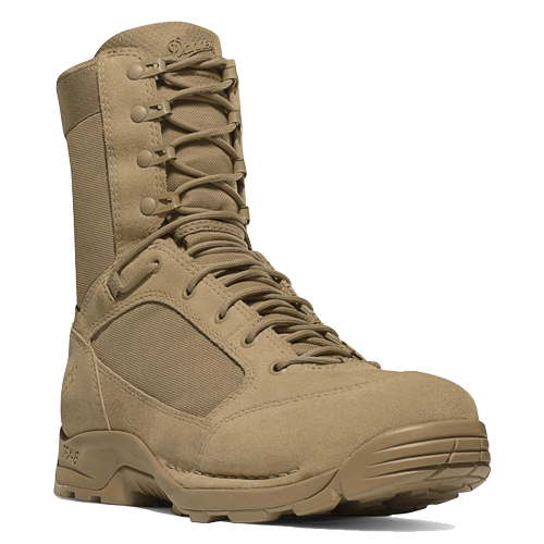 Waterproof, comfortable and lightweight boots are essential for military missions. Breathable yet waterproof boots will serve you well during a long hike.