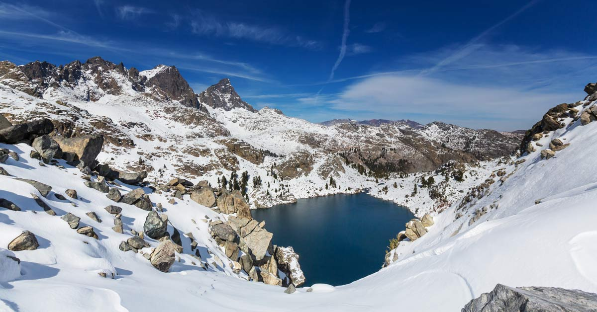 Sierra Nevada Mountains survival stories