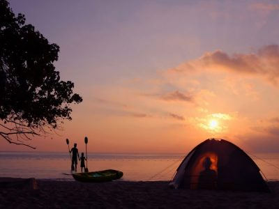 5 of the best-kept secret camping spots near Brisbane